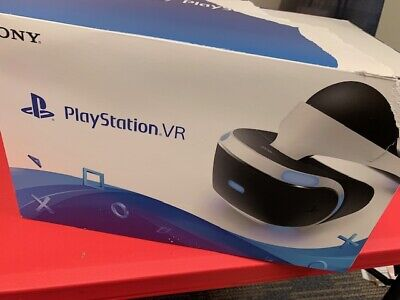 Sony PlayStation VR PS4 Virtual Reality Headset Core Bundle • PS PSVR CUH-ZVR2