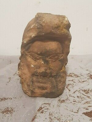 Rare Antique Ancient Roman God Egypt Alabaster Worshipped romans 89-45 BC