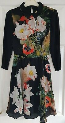 NEW Ladies Dress By Ted Baker TB 0 UK 6 BNWT