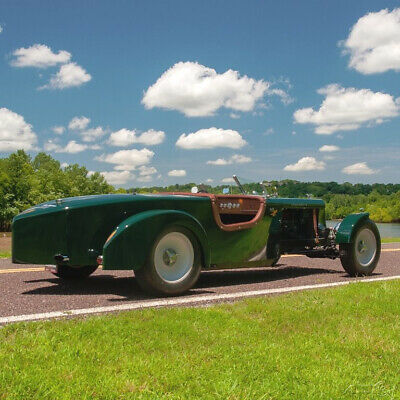 1951 Other Makes Special Flying Z McPherson Special Flying Z 1951 McPherson Special Flying Z Steel bodied Hand Built car 1 of 1, leather int