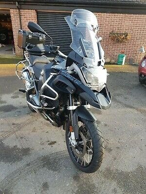 BMW R1200 GS Adventure TE R1200 GS
