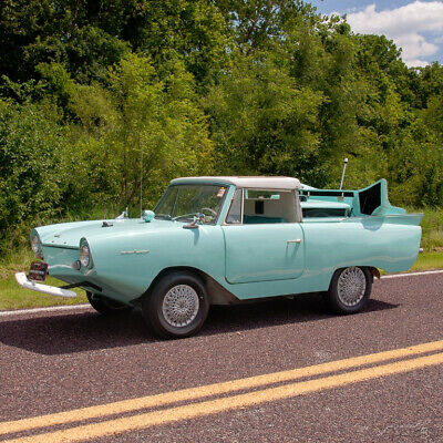 1969 Other Makes Model 770 Convertible 1969 Amphicar Model 770 Convertible one of a kind custom LIKE Hot Wheels 1 of 1