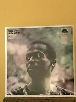 Miles Davis Early Minor:Rare Miles From The Silent Way Sessions '19RSD Exclusive