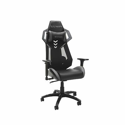 RESPAWN 200 Racing Style Gaming Chair, in Gray (RSP-200-GRY)