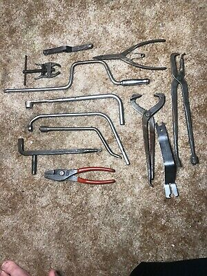 Snap On Lot Of 12 Assorted Tools