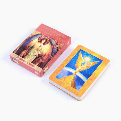 The 44 Romance Angel Oracle Cards by Doreen Virtue !Rare Out Of Print!!
