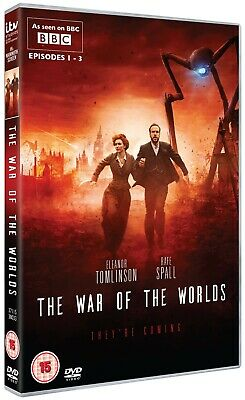 The War of the Worlds Eleanor Tomlinson DVD
