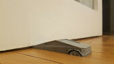TESLA CYBERTRUCK DOOR STOP STOPS STOPPERS WEDGE WEDGES JAM / Elon Musk Car / EU