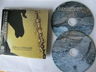 Vangelis Live With Jon Anderson 2Cd Like New Obi