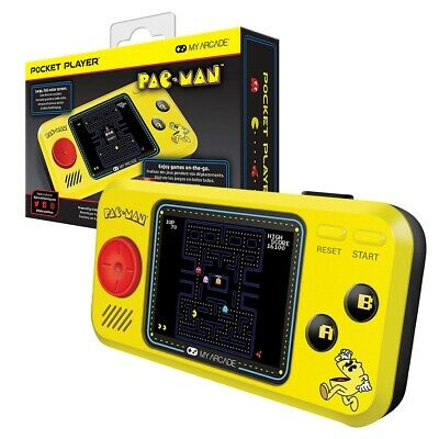 My Arcade Pac-Man Pocket Player Portable Handheld Gaming System
