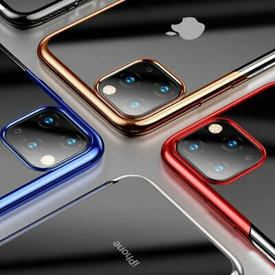 Case for iPhone 11 Pro Max ShockProof Soft Phone Bumper Cover TPU Silicone Cover