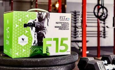 Rapid weight loss & detoxification.No side effects.FOREVER F15 WEIGHT LOSS BOX