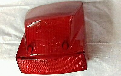 Vespa Red Rear Lamp Lens fit PX Disc MY 2001 TO 2017