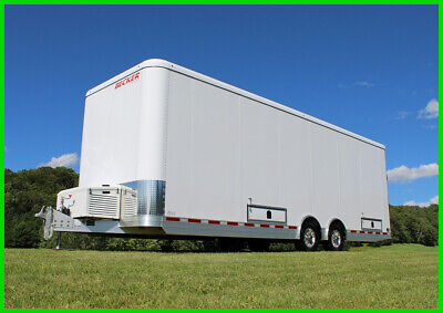In Stock! New 28' Aluminum Commercial Grade Shell With Sub-Basement/Access Doors