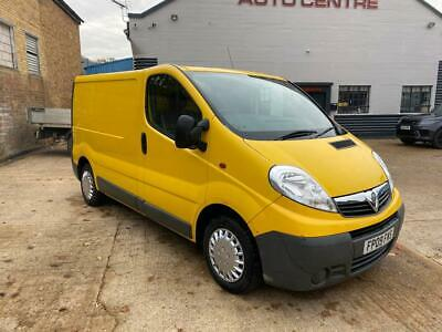 !!No Vat!!Vauxhall Vivaro 2700,  2009 Reg ,Swb ,Runs And Drives Great, Tidy Van