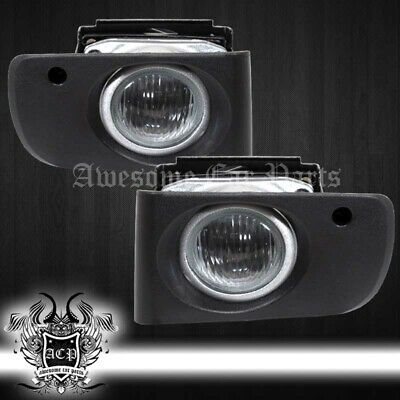 Jdm Fog Lights Clear Lens Harness Wiring Switch For 94 95 96 97 Acura Integra Dc