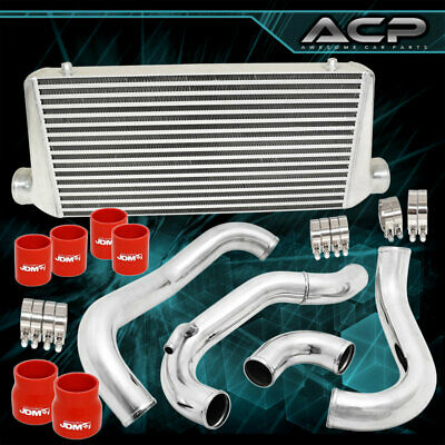 For 240Sx 180Sx Ca18Det 89-94 Full Front Mount Intercooler Piping Pipe Upgrade