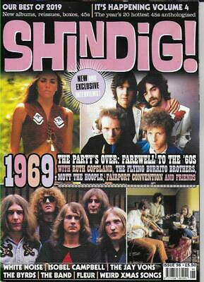 SHINDIG MAGAZINE - Issue 98 (NEW) *Post included to UK/Europe/USA/Canada