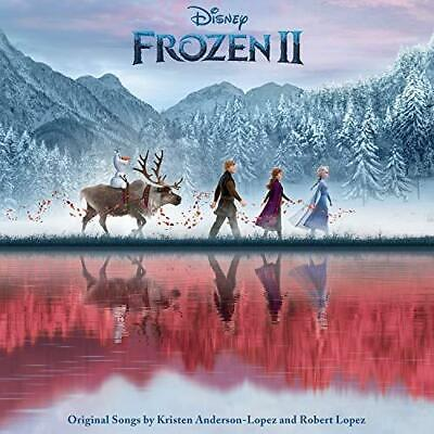 "Frozen 2: The Songs - Various (NEW 12"" VINYL LP)"