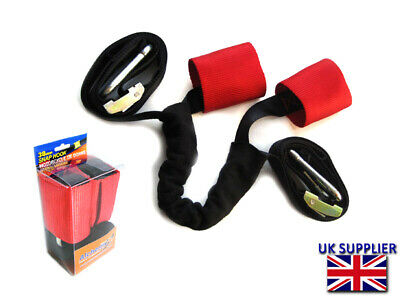 Transport Tiedown Straps Harness for Motorbike Scooter Trike - TOP QUALITY