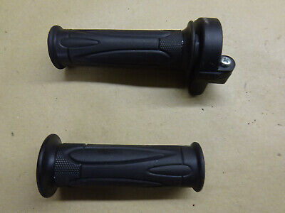 2017 Honda Sh 125 Mode Left Throttle Twist Grip Assembly & Matching Grip