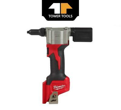 Milwaukee M12BPRT-0 12v M12 Li-Ion Pop Rivet Gun Bare Unit - 4933464404
