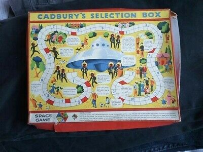 Image result for 1950s selection box""