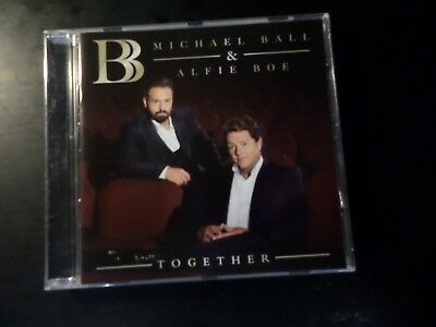 Cd Album  - Michael Ball & Alfie Boe - Together
