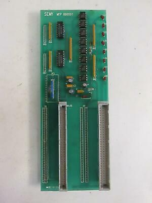 Semy Engineering MYP 880001, PCB Assembly, Used