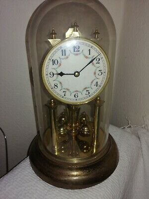 JUF Standard 49 Anniversary Clock in Good Original Used Condition.