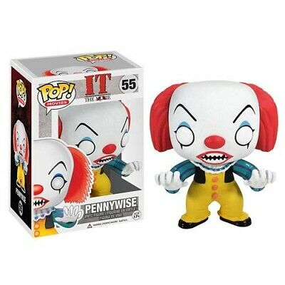 Funko 03363 Pop! Movies: IT The Movie - Pennywise #55 Pop Culture