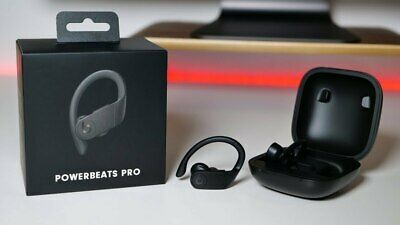 Beats by Dr. Dre Powerbeats Pro Ear-Hook Wireless Headphones - Black
