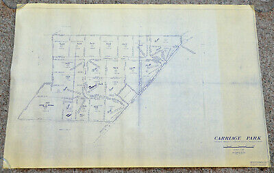 Carriage Park Franklin Twnshp Chester County PA Plots for Sale Revised 1977