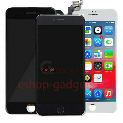OEM For iPhone 6S 6 7 8 Plus Complete LCD Touch Screen Replacement Button Camera