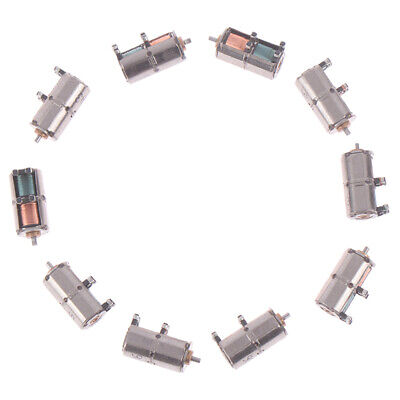 10PCS Mini 4mm 2-Phase 4-Wire Stepper Motor DC 5V Precision Stepping Motor IJXI