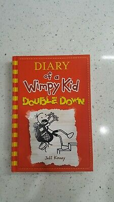 Diary of a Wimpy Kid #11: Double Down written by: Jeff Kinney