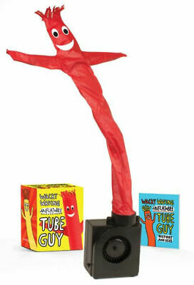 Wacky Waving Inflatable Tube Guy Conor Riordan Paperback Performing Arts Culture