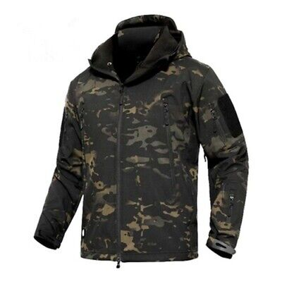 Outdoor Waterproof Tactical Jacket Military Jacket Hunting Hiking Fishing