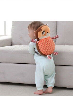 Baby Head Protection Back Pad Toddler Headrest Pillow Baby Cute Animal Pad CB