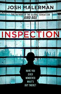 Inspection by Malerman, Josh Book The Fast Free Shipping