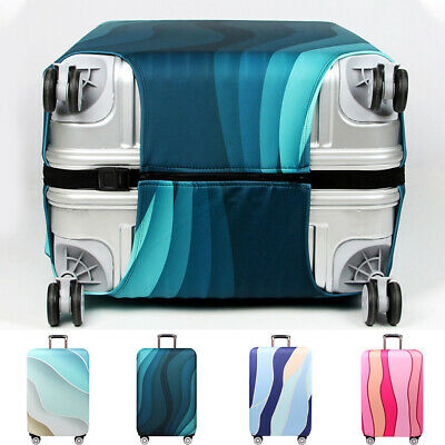 """Waterproof Elastic Luggage Suitcase Bags Cover Protector Anti scratch 18"""" - 32"""""""