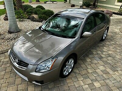 2007 Nissan Maxima 3.5 SL Like New! Low Miles! 2007 Nissan Maxima 3.5 SL Like New! Low Miles!