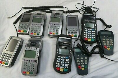 Verifone~Equinox~ Credit Card Readers And Pin Pads~ Lot Of 10