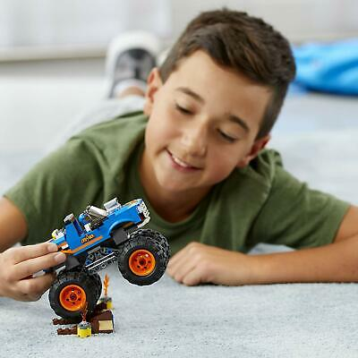 Lego 60180 City Monster Truck *New* Perfect For Your Kids Christmas Present!