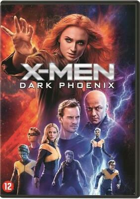 X-MEN: DARK PHOENIX [Region 2 DVD,sealed]