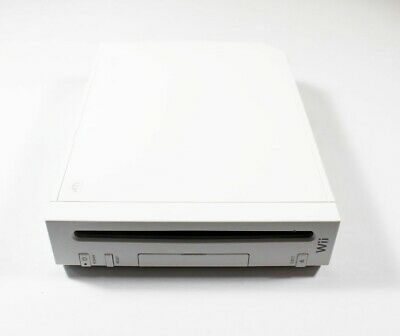 White Nintendo Wii System Console Bundle - Discounted