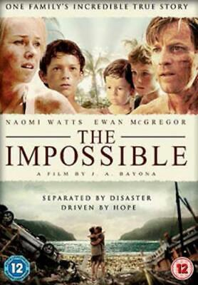The Impossible <Region 2 DVD, sealed>