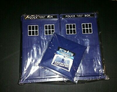 Dr Who Monster Invasion Tardis Trading Card Box
