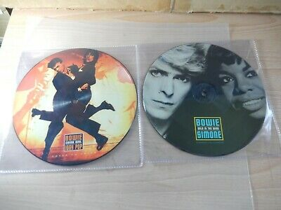 "David Bowie - Wild is The Wind + China Girl (2 x 7"" Picture Disc)"