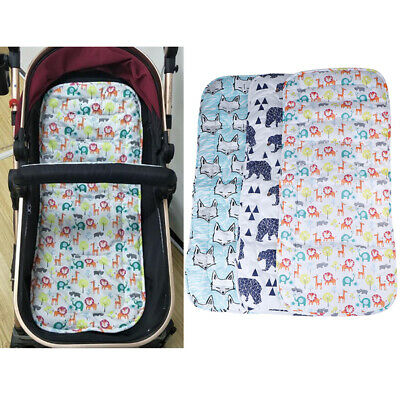Baby Stroller Accessories Diapers Changing Nappy Pad Seat Car General M*^